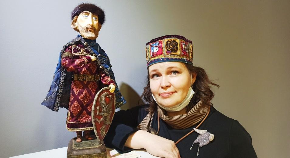 Ольга Феденёва: «Можно называть нас кукольниками. Это не обидно. Обидно, если кукол называют поделками»