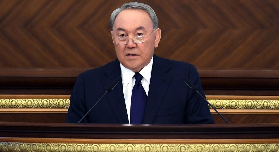 Нұрсұлтан Назарбаев: Жақсы мен жаманның бәріне қазақ жауапты