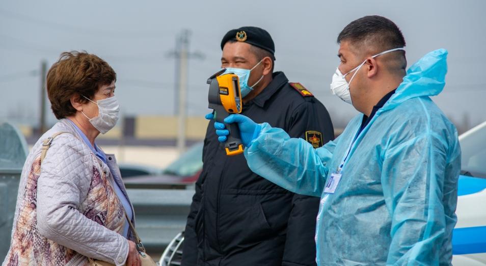 Коронавирус в Казахстане: обзор событий к 6 ноября