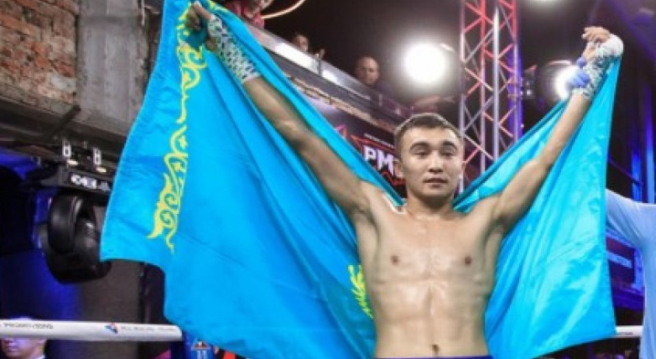 Даукенов взял в Минске титул WBA Asia