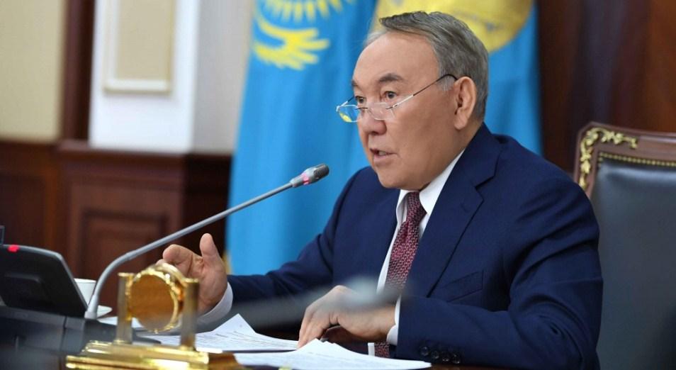 Нурсултан Назарбаев о коррупции в таможне: «Возьмите их за жабры»