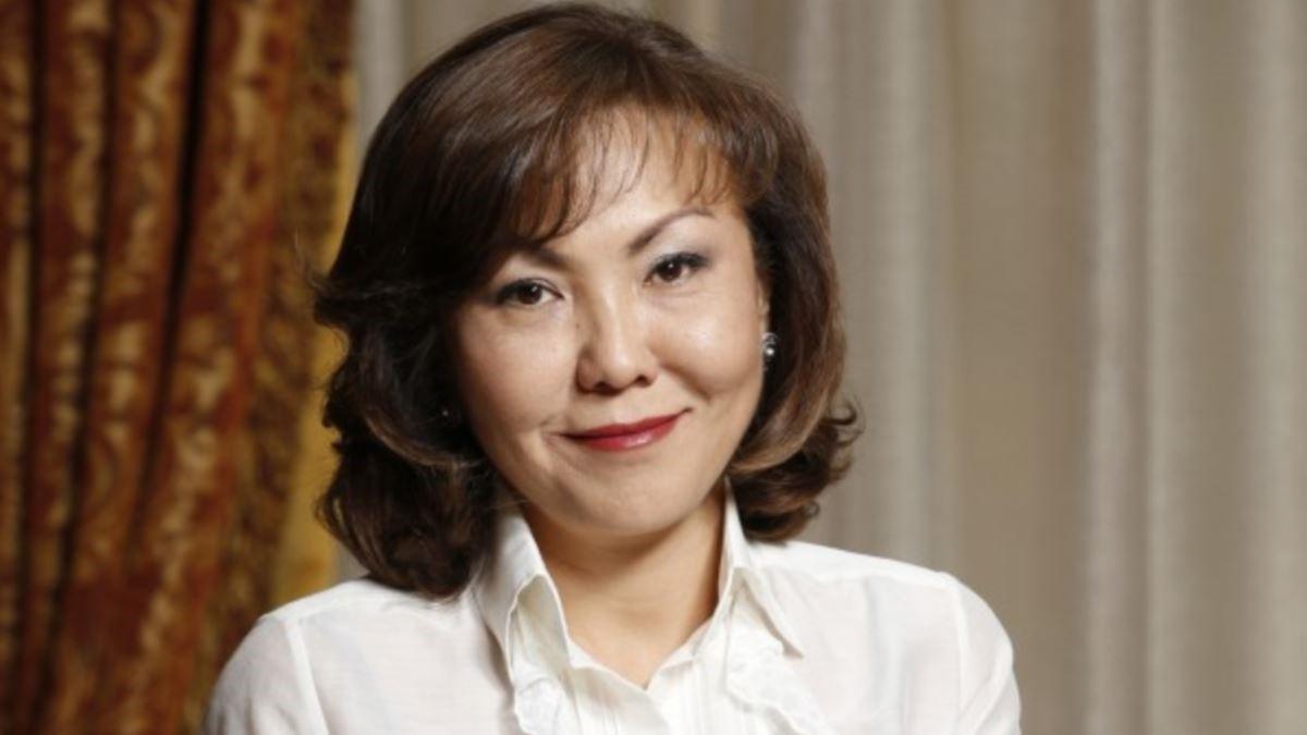 Учредитель благотворительного фонда Halyk Динара Кулибаева выделяет 4,5 млрд тенге на борьбу с коронавирусом в Казахстане