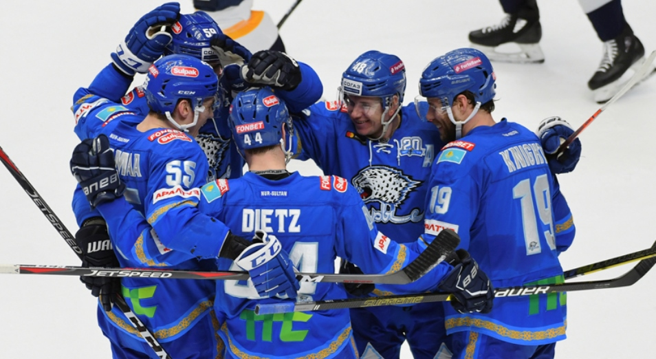 Регулярка КХЛ: «Барыс» добавил валидола в матч с «Магниткой»