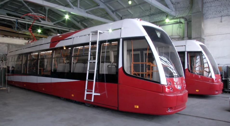 Белорусский производитель вагонов остался должен павлодарскому трамвайному управлению