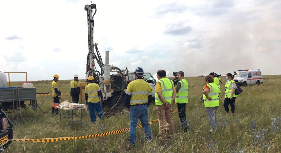 «Казгеология» должна стать нацоператором программы государственного геологического изучения недр»