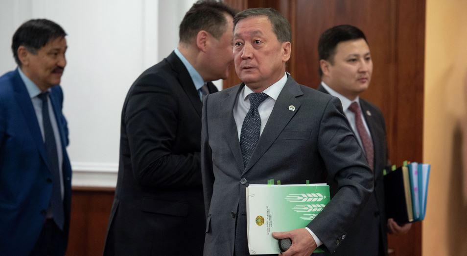 Актюбинские фермеры высказали свои претензии министру сельского хозяйства