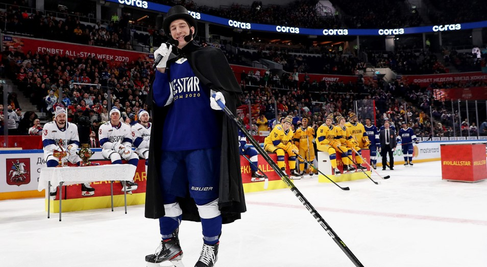 Неделя звезд КХЛ: Диц переквалифицировался в поэты
