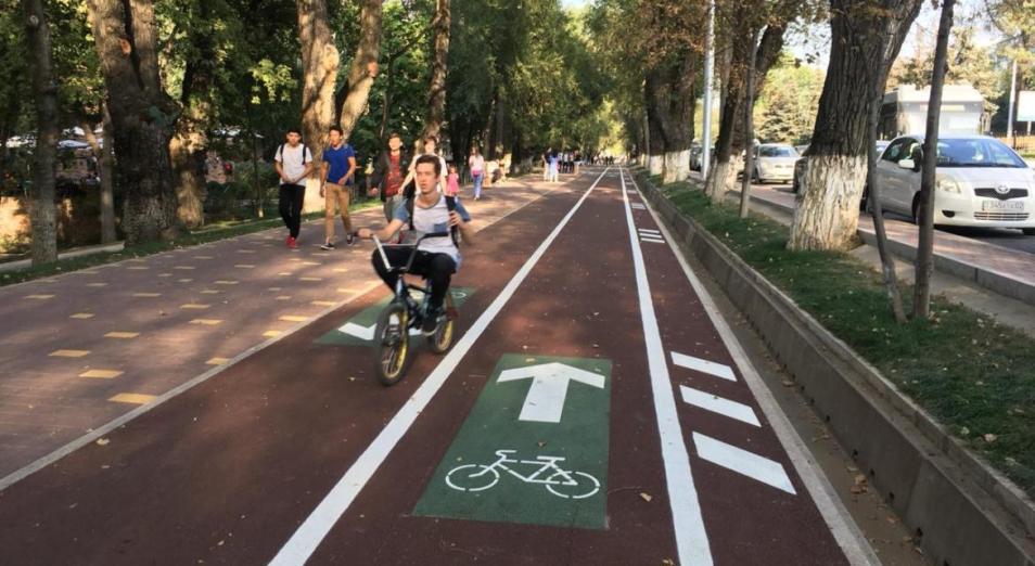 Велодорожки в Алматы: убрать нельзя оставить