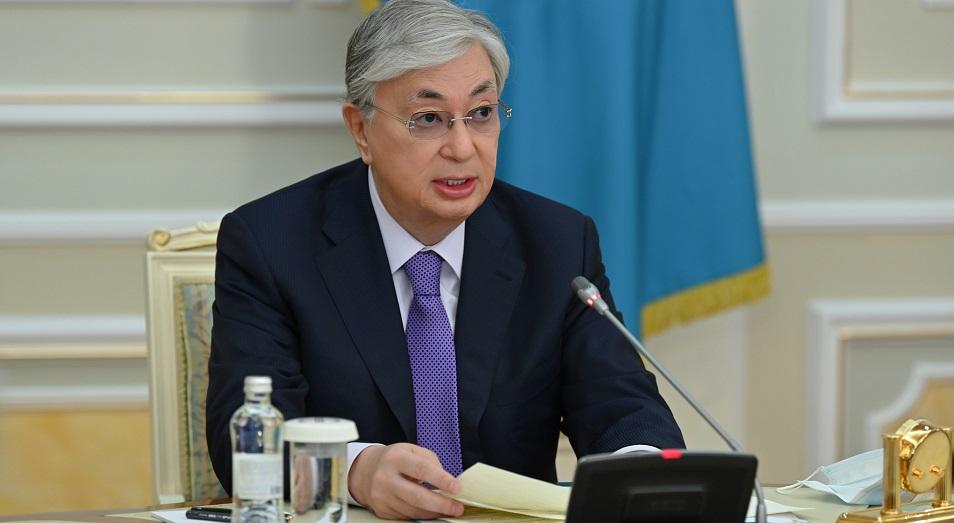 Мемлекет басшысы «Атамекен» мен Үкіметке жаңа міндеттер жүктеді