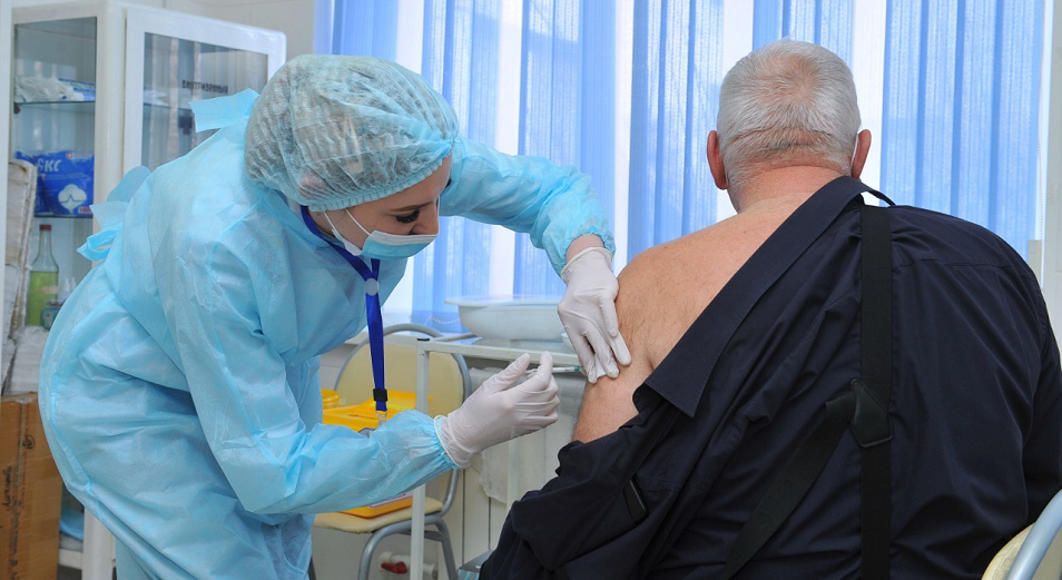 Генеральный директор АО «АрселорМиттал Темиртау» поблагодарил руководство Республики Казахстан за организацию кампании вакцинации