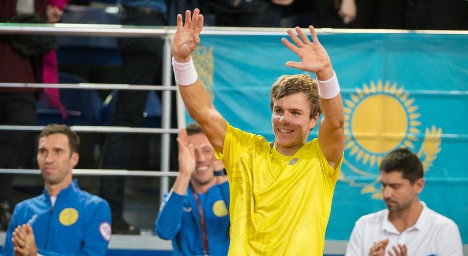 Попко сделал третий золотой дубль в карьере в серии ITF
