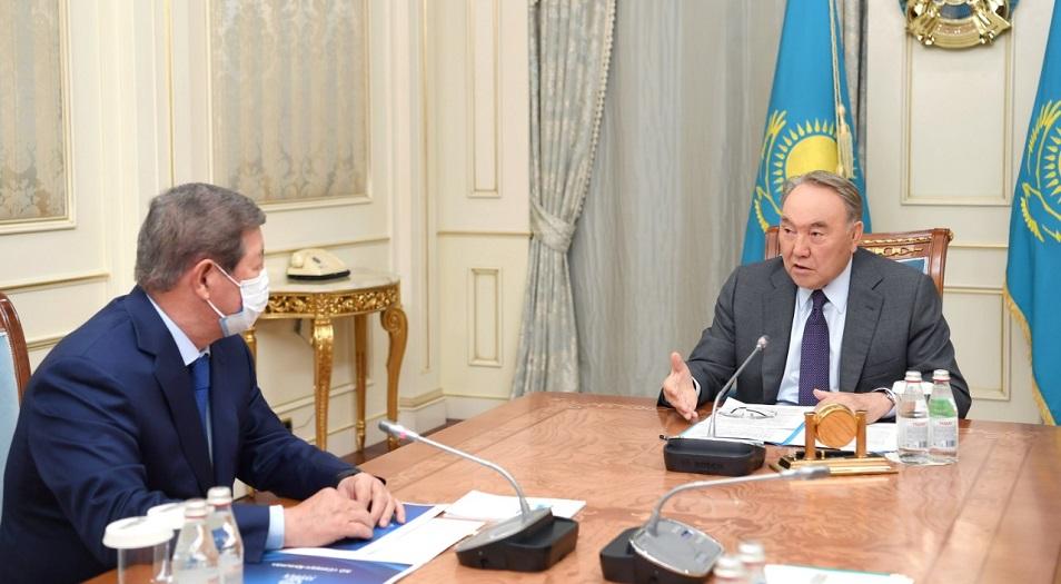 Нұрсұлтан Назарбаев екі медициналық орталық салуды тапсырды