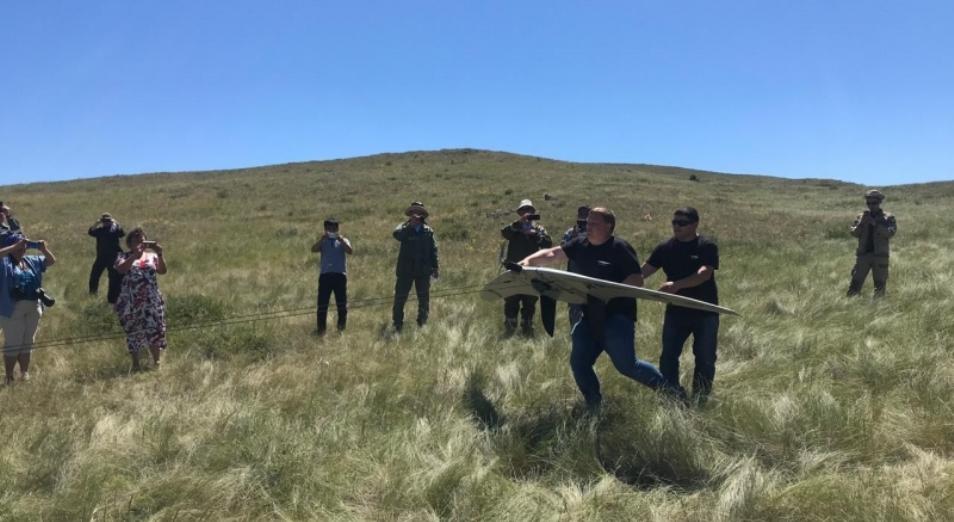 С дроном наперевес: в Караганде беспилотники ищут хозяйку медной горы