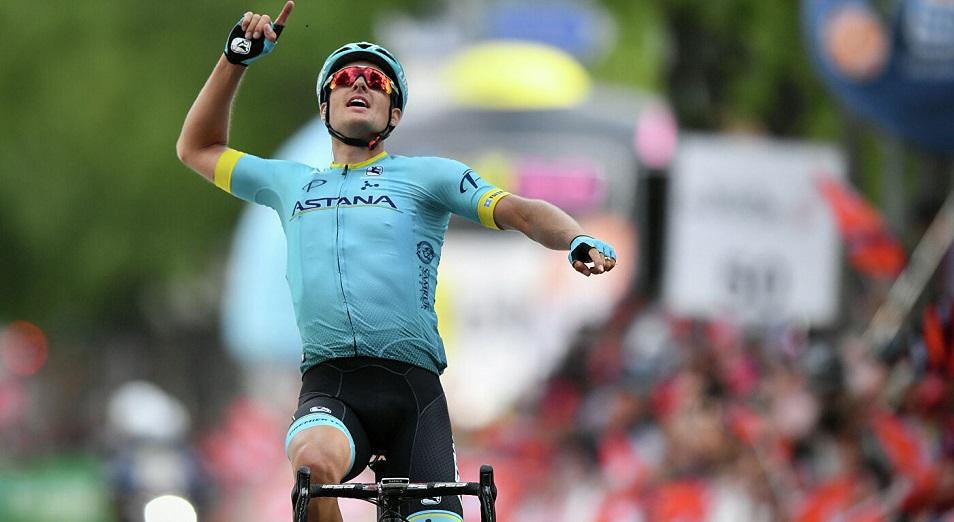 «Джиро д'Италия»: Фульсанг – седьмой на 13-м этапе