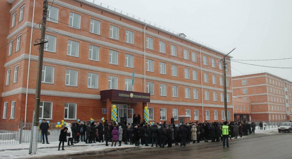В Павлодаре построили новый онкологический диспансер стоимостью почти 12 млрд тенге
