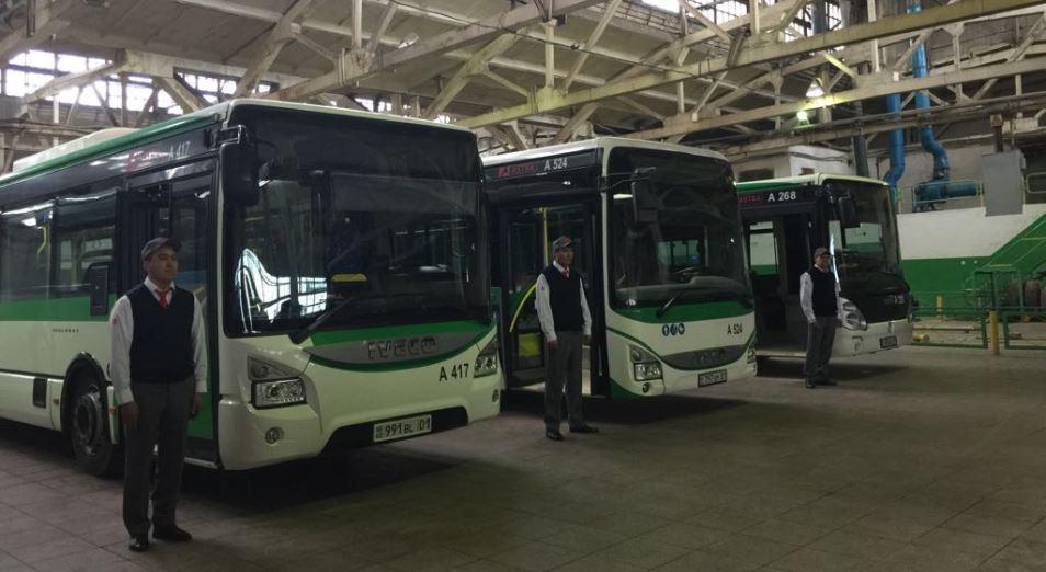 Долги перед ЕБРР за автобусы в Нур-Султане закрывают за счет местного бюджета