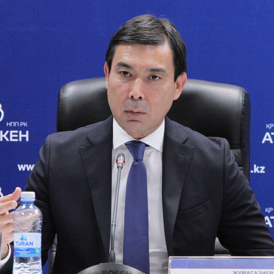 Эльдар Жұмағазиев
