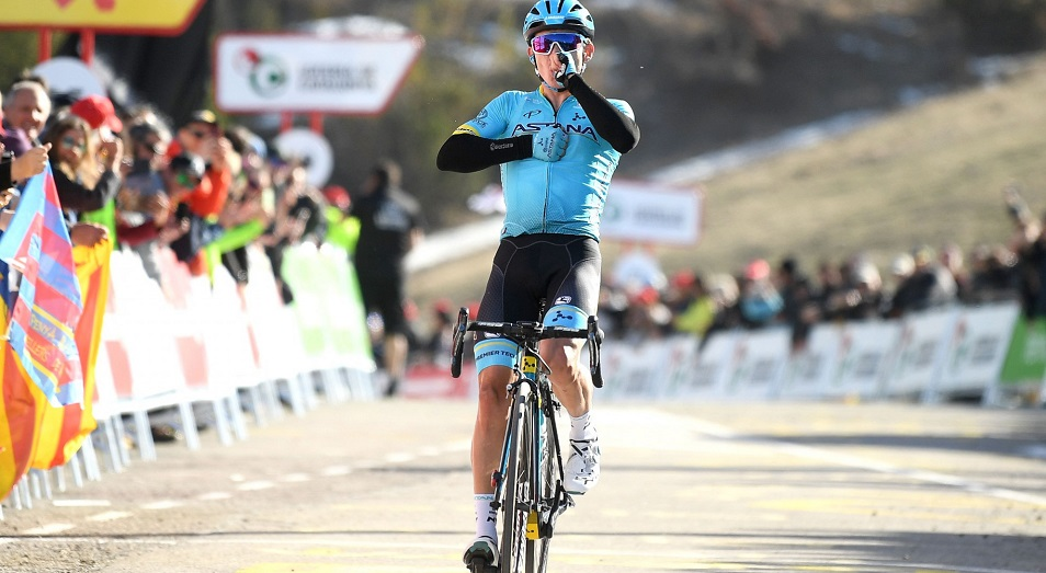 «Астана» стартовала на виртуальном «Тур де Франс»