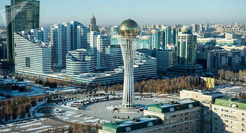 Астана қаласы Нұрсұлтан болып өзгерді