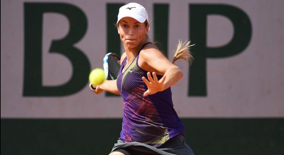 Путинцева прорвалась в третий раунд Australian Open