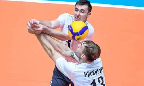 Алматылық волейбол клубы Азия чемпионатының жартылай финалына шықты