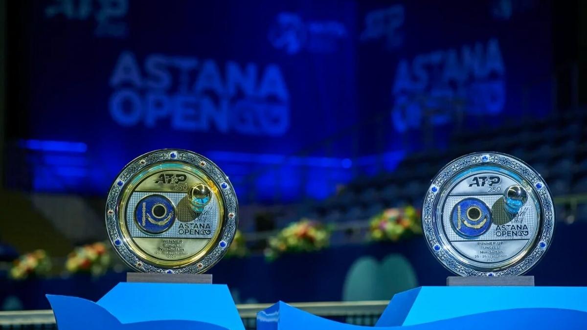 Astana Open ATP 250: Евсеев пен Попко іріктеуден сүрінбей өтті