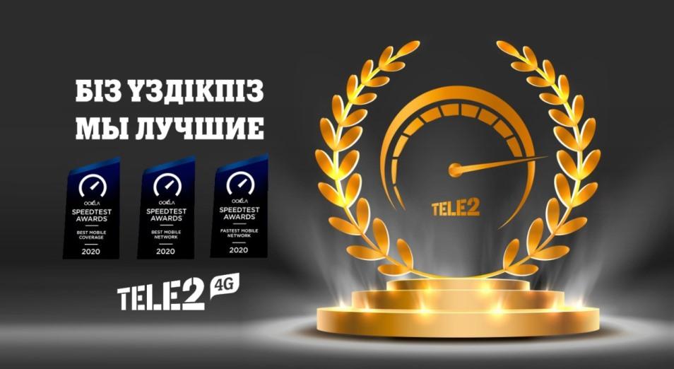 Tele2 стал номер 1