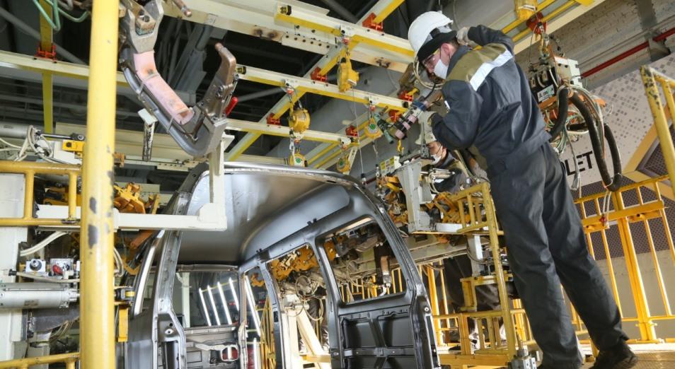 Две трети всей автомобильной техники РК произведено в Костанае