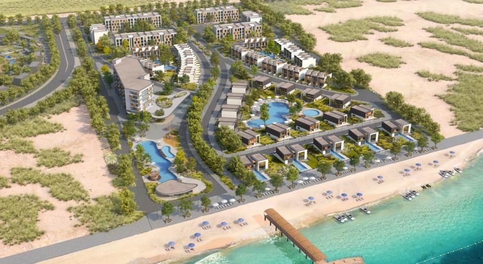 AQUALINA RESORT: живите на курорте