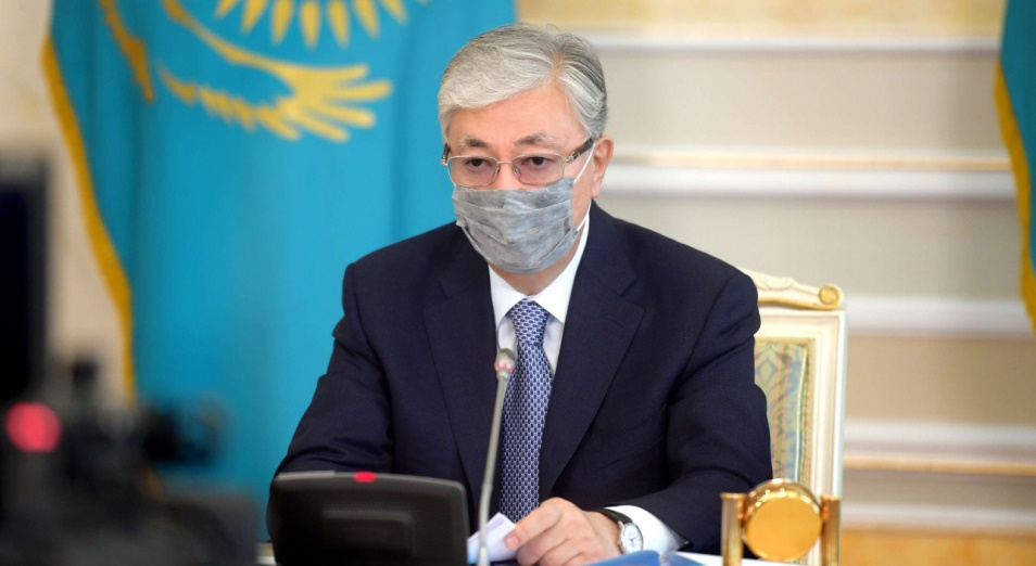 Коронавирус в Казахстане: о чем говорил президент на совещании по Covid-19