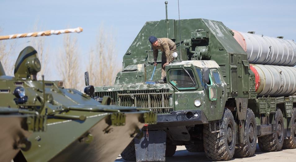 Какое место Казахстан занял в рейтинге стран по военной мощи?