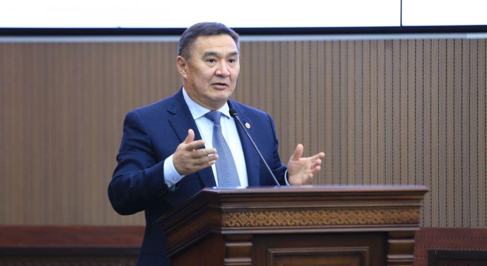 Марат Ахметжанов назначен главой антикоррупционной службы