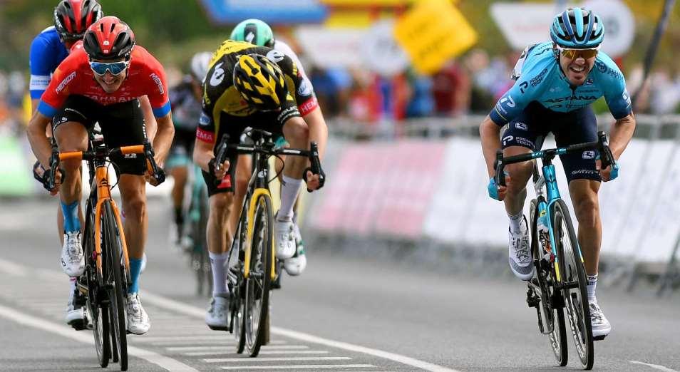 «Тур Страны Басков»: Исагирре принес Astana – Premier Tech вторую победу