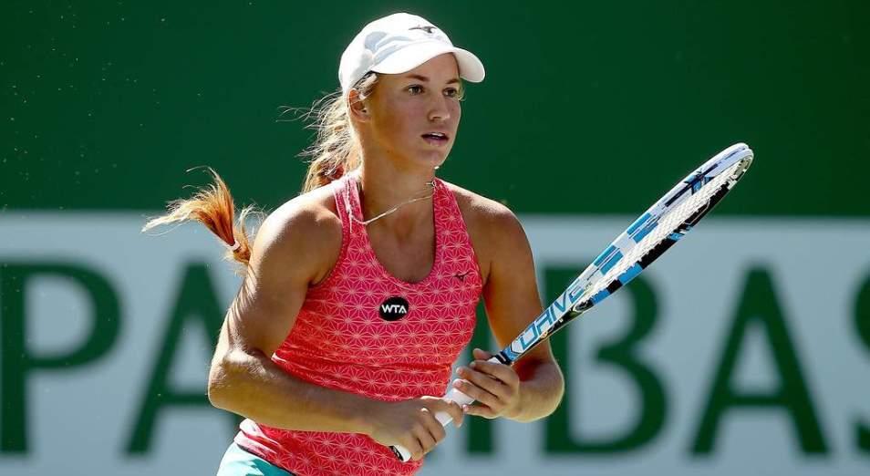 Путинцева пробилась во второй раунд Serbia Ladies Open