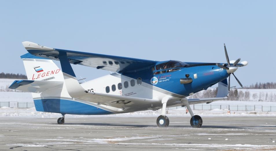 Казахстан инвестирует свыше 5,5 млрд тенге в разработку российского самолета