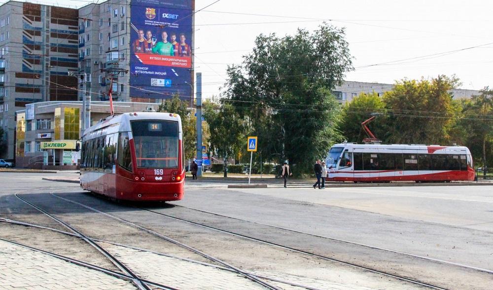 Соңғы 30 жылда алғаш рет трамвайдың жаңа жолы салынды