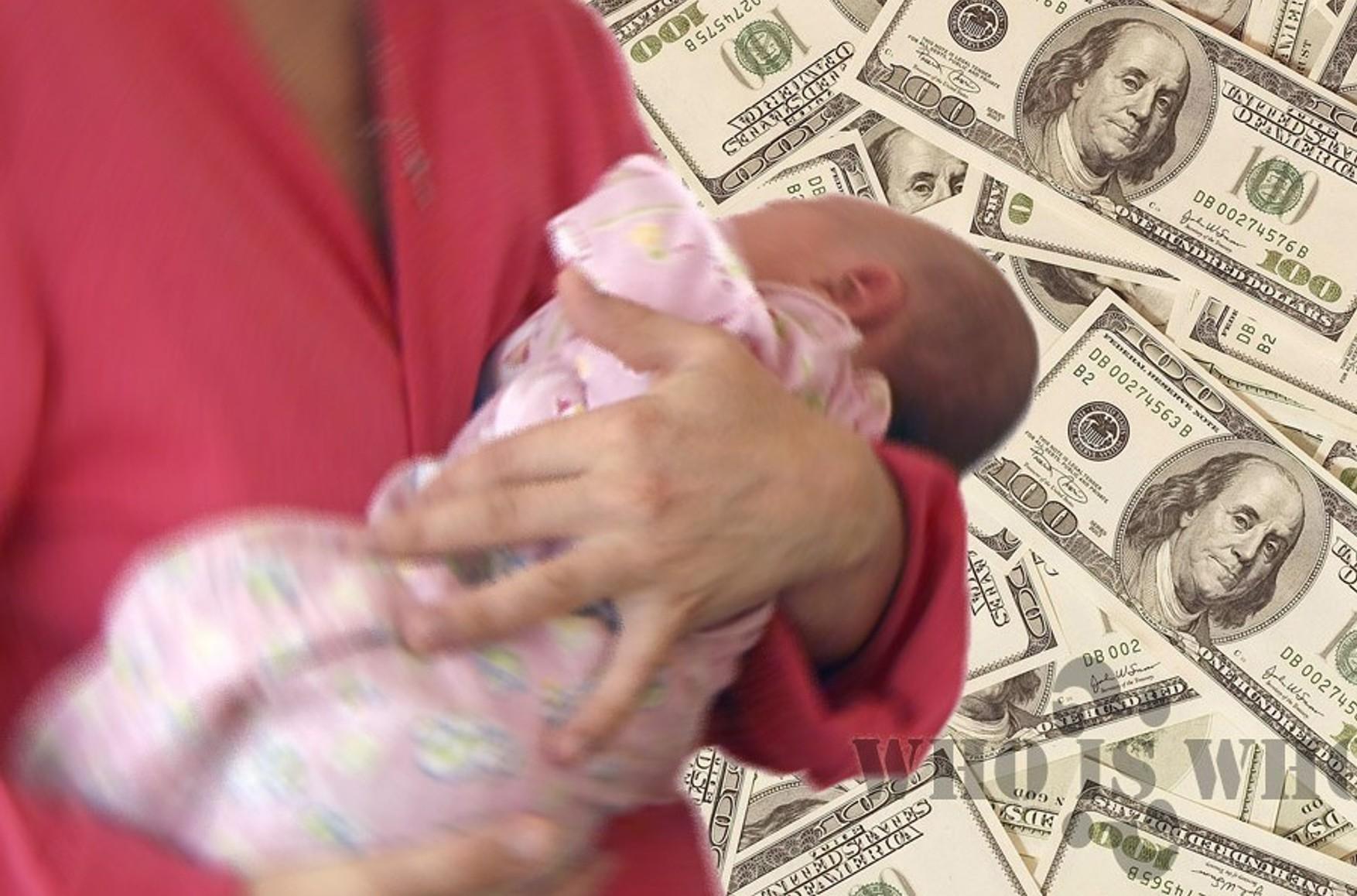 Казахстанка родила ребенка в России для китайских родителей
