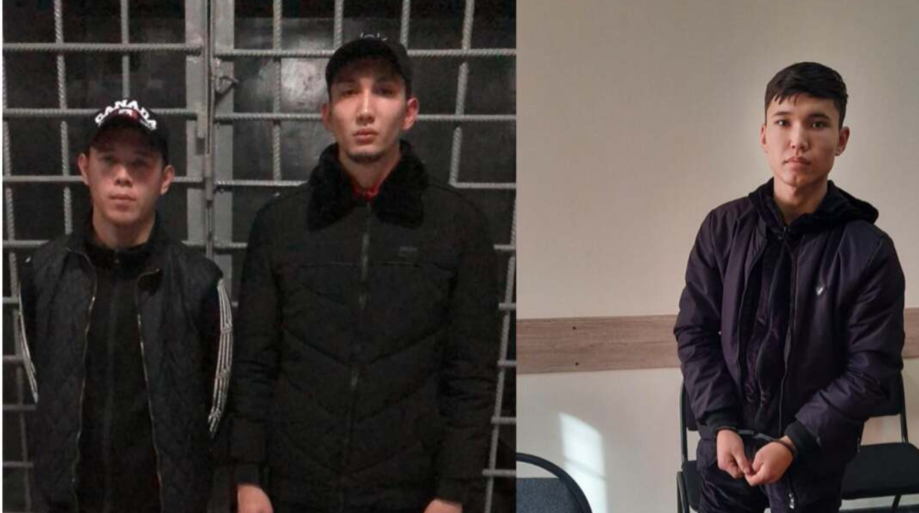 Полиция задержала две группы орудовавших в Алматы грабителей