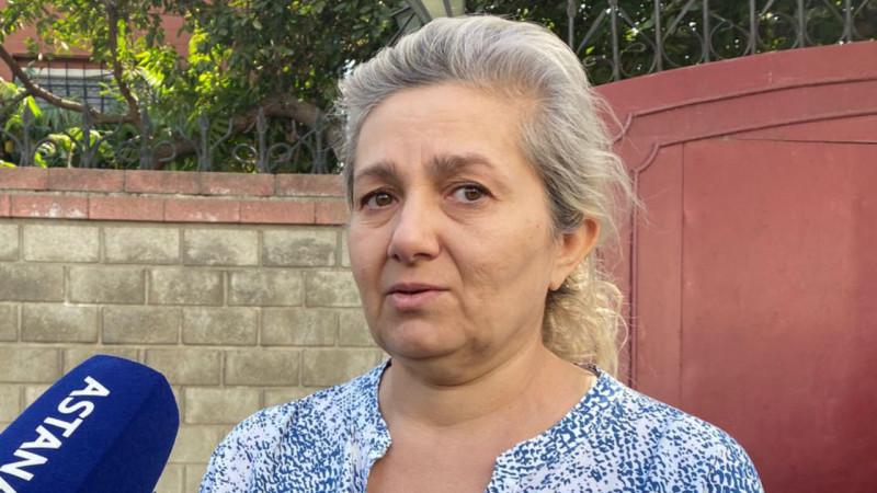 Жена алматинского стрелка сделала заявление