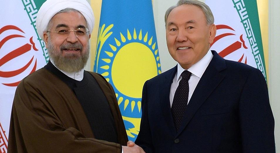 Казахстан готов кормить Иран