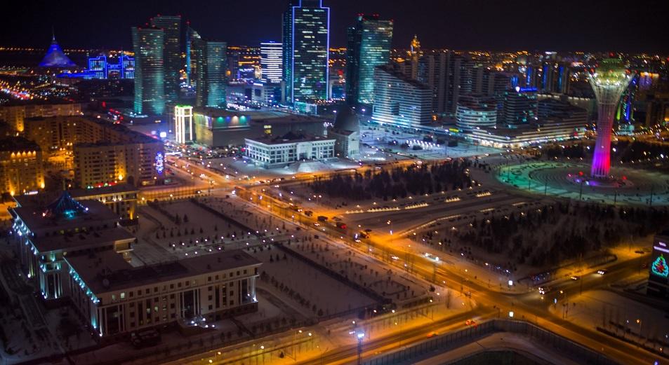 Астана затормозила