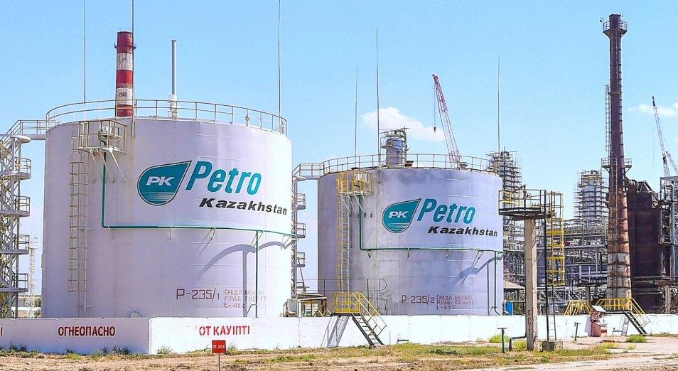 Казахстан останавливает импорт нефтепродуктов из России
