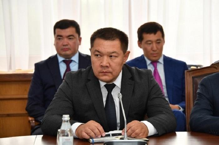 В Алматы назначен новый аким Алатауского района