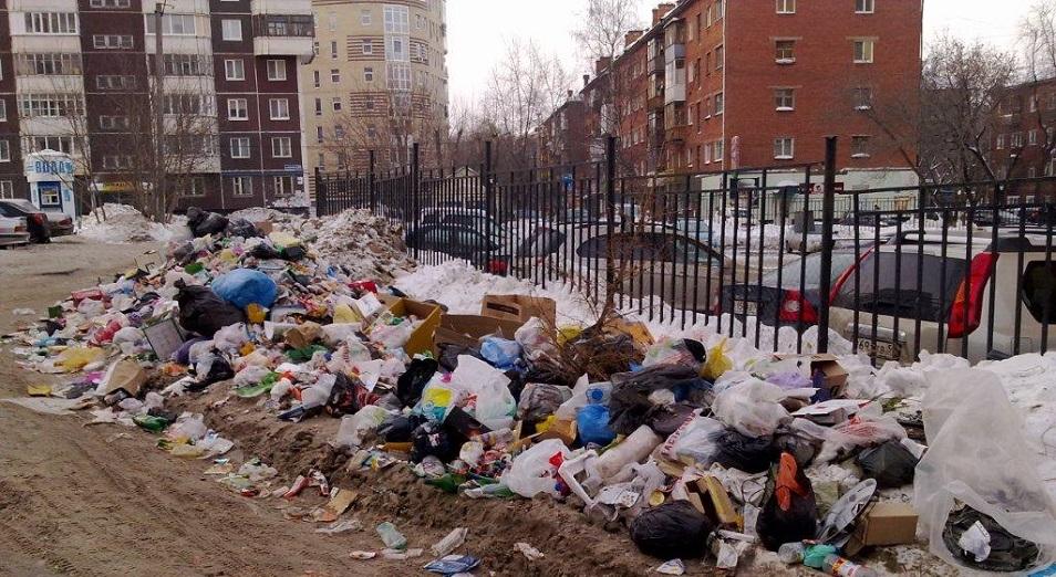 Акимам подпортят рейтинг мусором