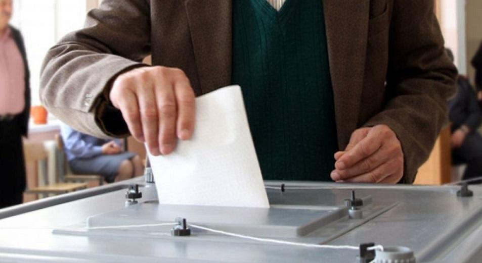 Обнародованы итоги выборов депутатов сената парламента РК