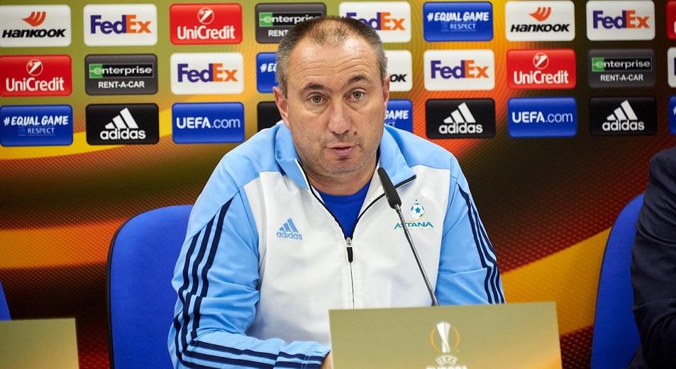 Стоилов: «Наша футбольная сказка закончилась»