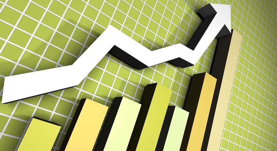 ВВП пророс на 1%  , ВВП,Экономика,экономический рост,Кашаган,Объем производства,кризис,Halyk Finance,АПК,Номинальная заработная плата,Инфляция,E-Minfin,Валовый доход госбюджета,Нацфонд,Итоги