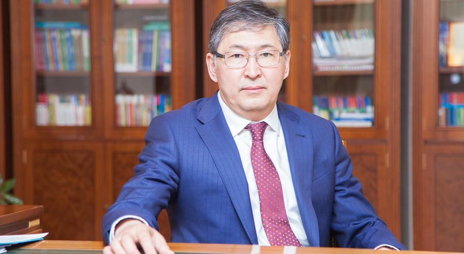 Ерлан Сагадиев: «Я не приводил свою команду в министерство»