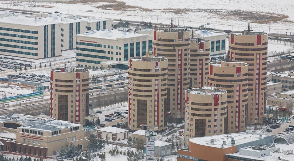 Границы Астаны расширены на 8,7 тыс. га, Недвижимость,Астана,граница,Акмолинская область,Инфраструктура
