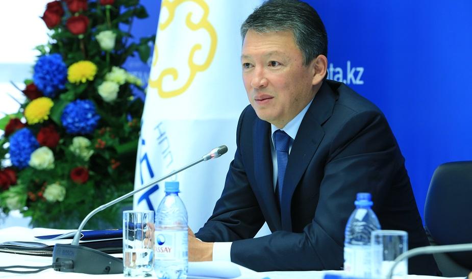 Тимур Кулибаев: «Правительство - для бизнеса!»